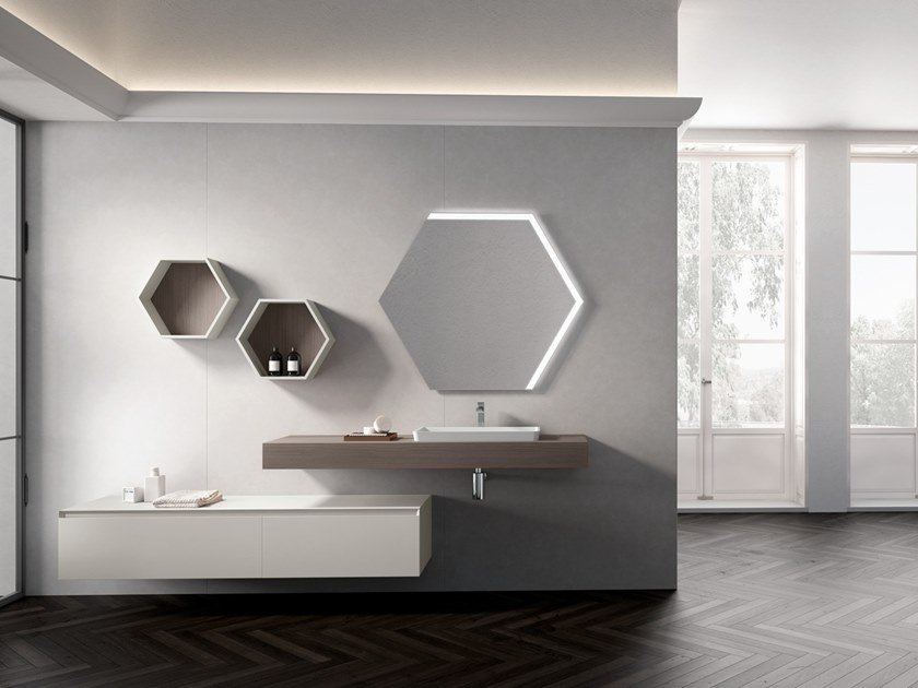 Mobile lavabo IKON 14 by BMT