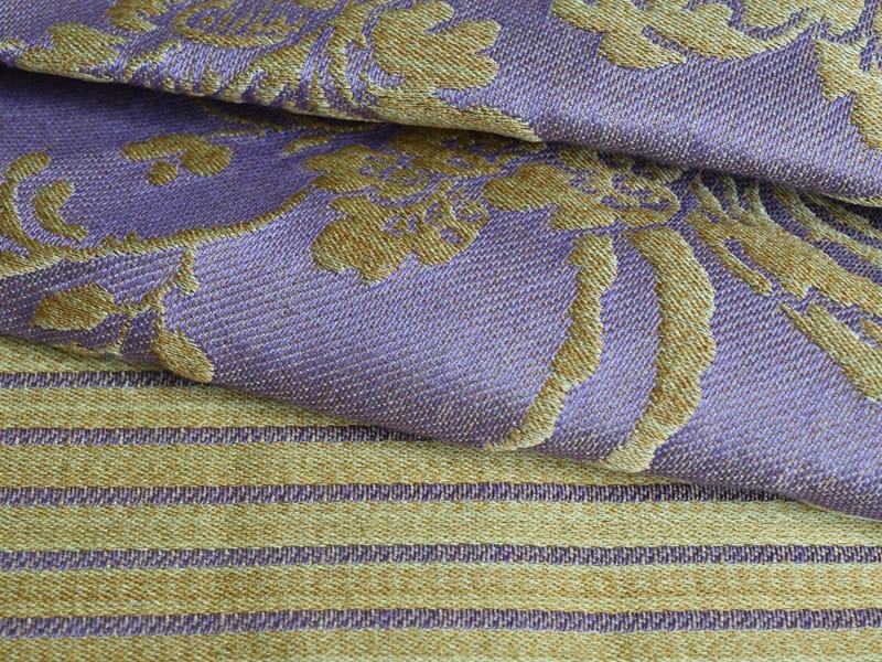 Striped jacquard fabric IL BROCCATO RIGA by l'Opificio