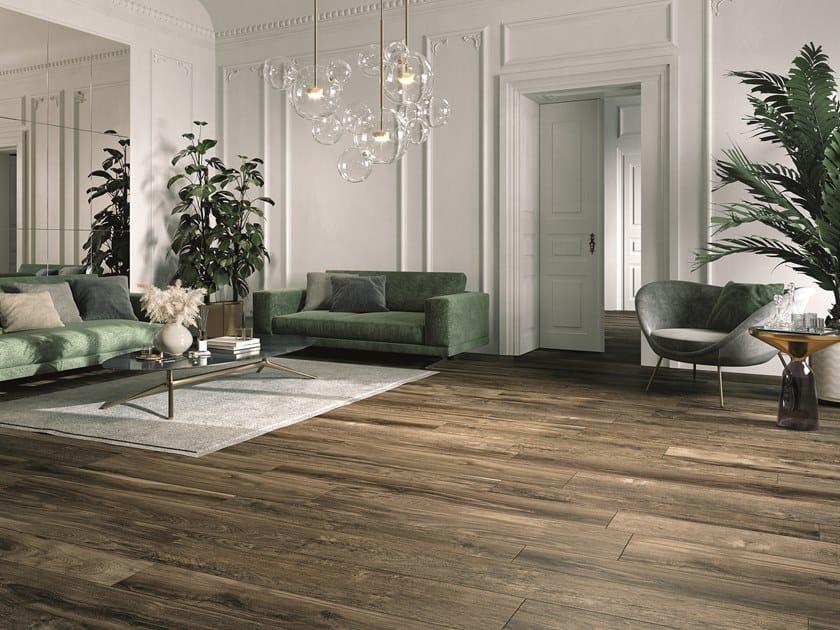 Pavimento in gres porcellanato effetto legno IL CERRETO by La Fabbrica