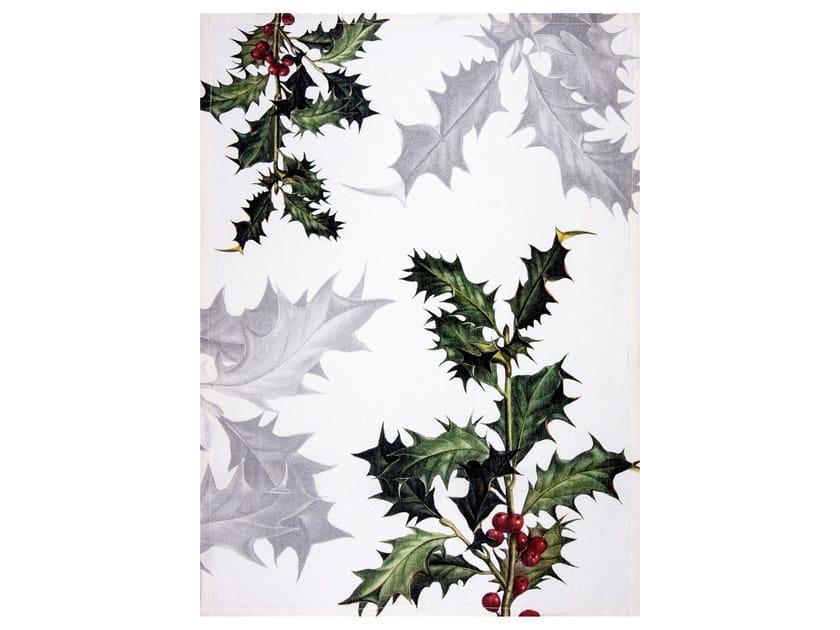 Linen dishcloth ILEX VAR. 1 | Dishcloth by The NapKing