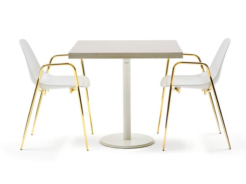 Square ash table ILTAVOLO CAFFÉ | Ash table by Opinion Ciatti