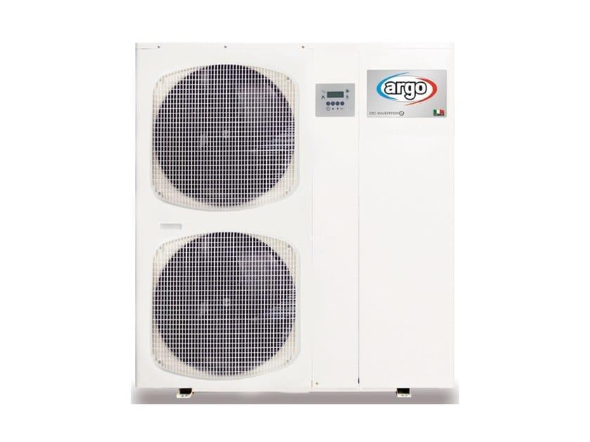 Air to water Heat pump IM 14 by Argo