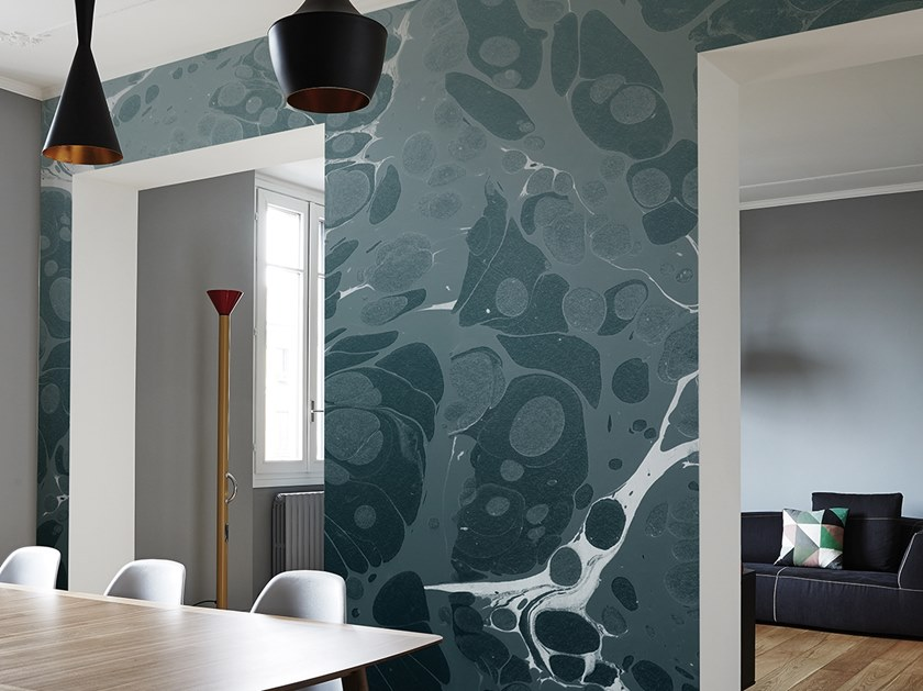 Washable wallpaper IMMERSE by Texturae
