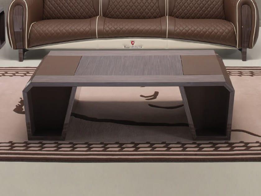 Tavolino basso con vano contenitore da salotto IMOLA VENEER | Tavolino by Tonino Lamborghini Casa