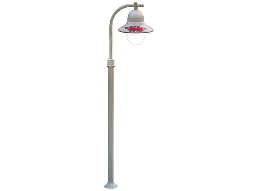 Lantern Ceramic Garden Lamp Post