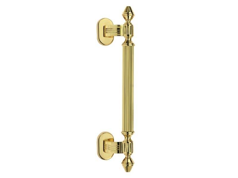 Brass pull handle IMPERO CLASSIQUE by Pasini