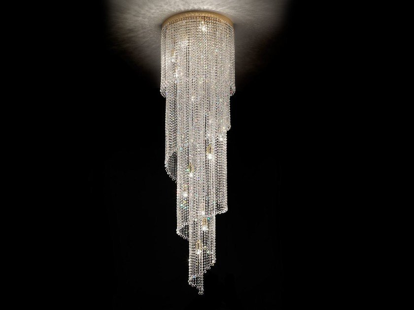 Incandescent pendant lamp IMPERO VE 843 by Masiero