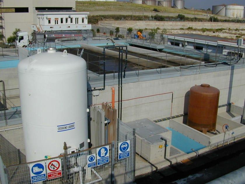 Phyto-purification system IMPIANTI AD OSSIGENO PURO by DEPURECO