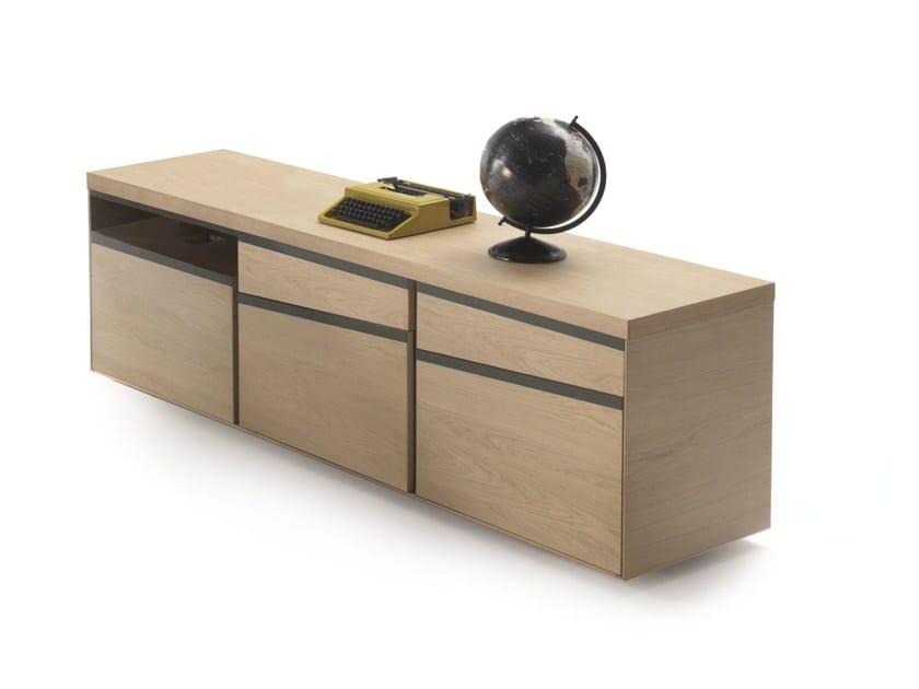 Mobile Ufficio Legno.Implement Mobile Ufficio