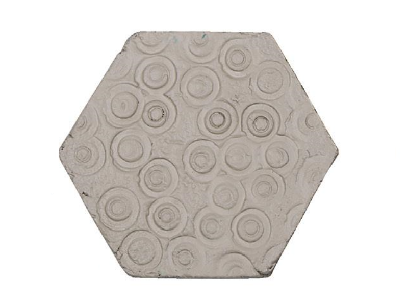 Indoor faïence wall tiles IMPRESSIONI DECOR CA1 by Danilo Ramazzotti