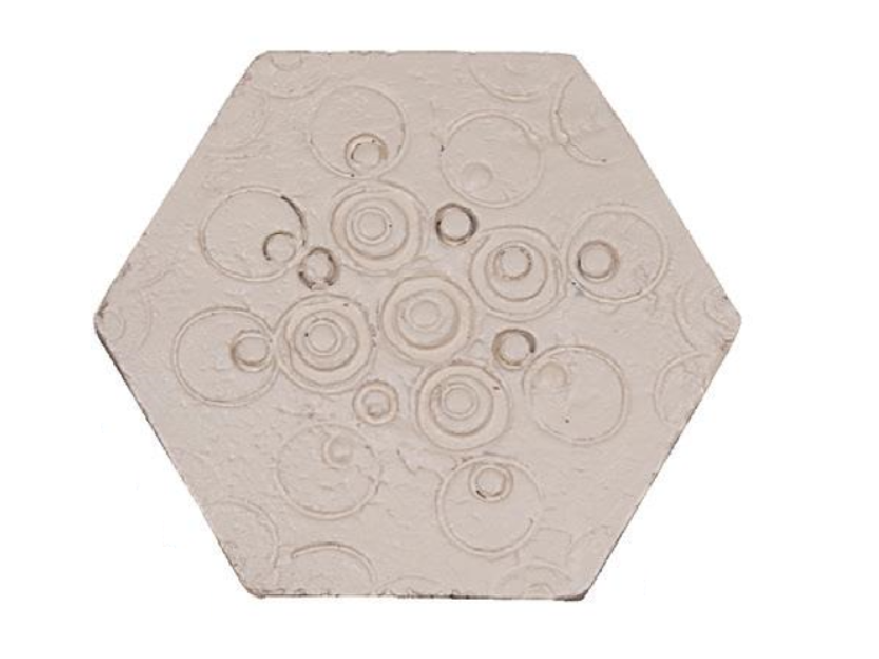 Indoor faïence wall tiles IMPRESSIONI DECOR PE4 by Danilo Ramazzotti