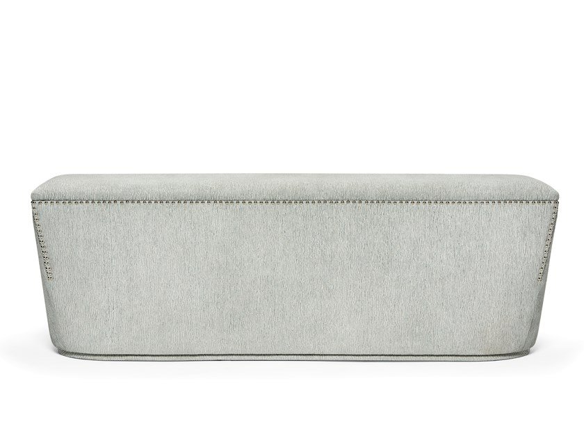 Upholstered fabric bench IN BETWEEN by Munna
