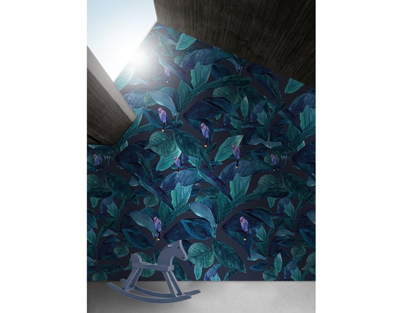 Wall tiles / wallpaper IN BLUE by Officinarkitettura®