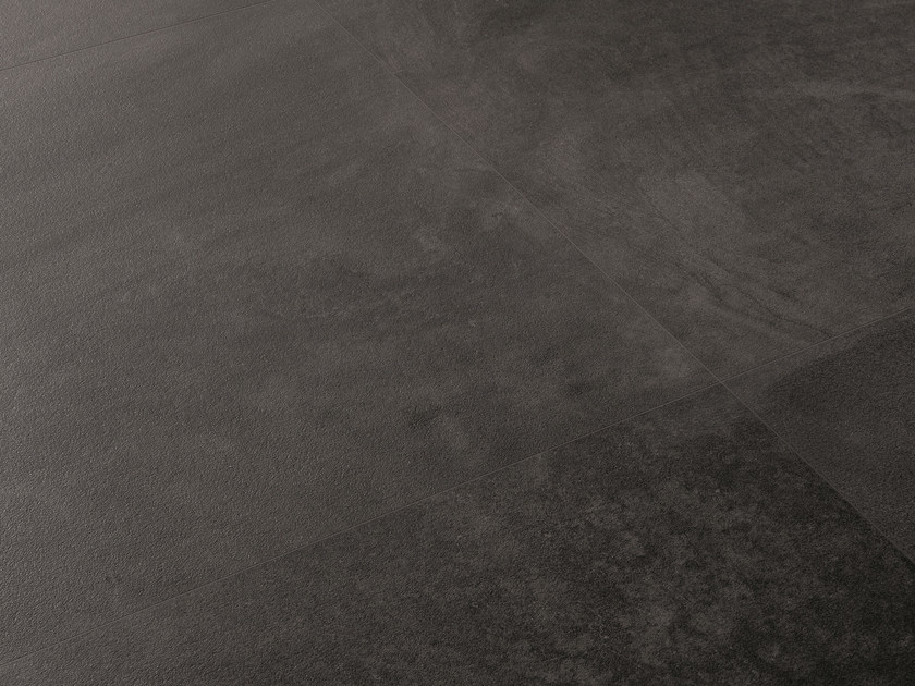 Porcelain stoneware wall/floor tiles with stone effect IN-ESSENCE COMPOSTO ANTRACITE by Provenza by Emilgroup