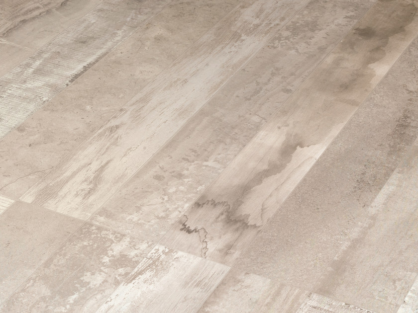 Porcelain stoneware wall/floor tiles with wood effect IN-ESSENCE MISCELA SABBIA by Provenza by Emilgroup