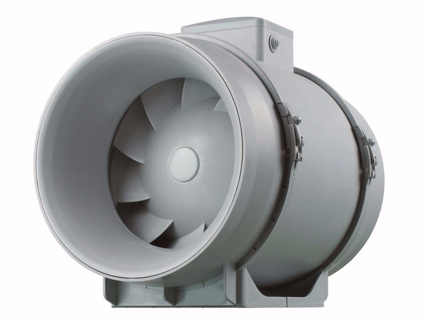 Ventilatore centrifugo assiale IN LINE XPRO by ALDES