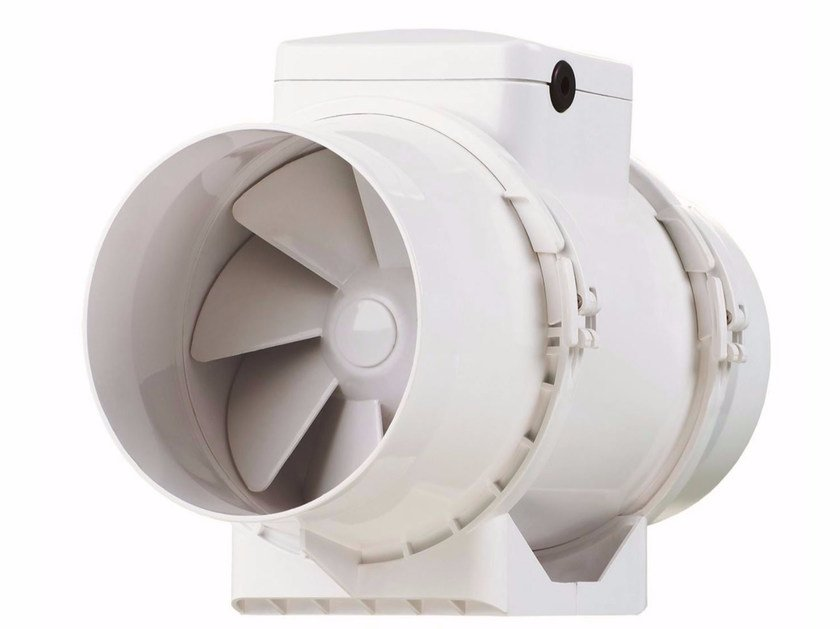 Industrial Centrifugal and axial fan IN LINE XS by ALDES