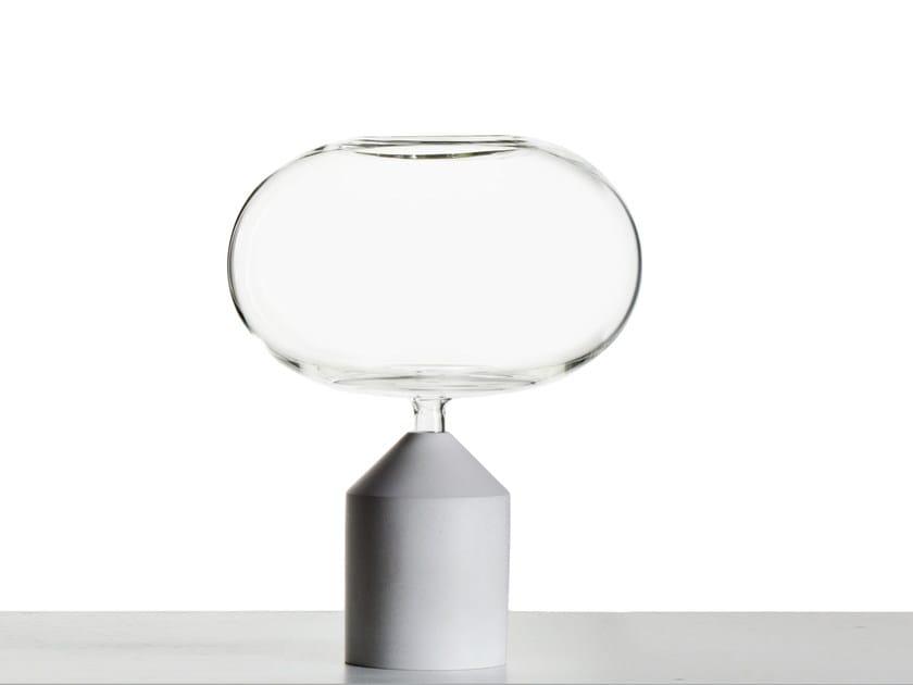 Glass bowl IN THE AIR | Bowl by Secondome Edizioni