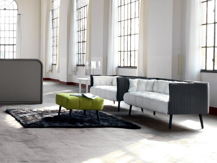 Fabric sofa INATTESA | Sofa by Martex