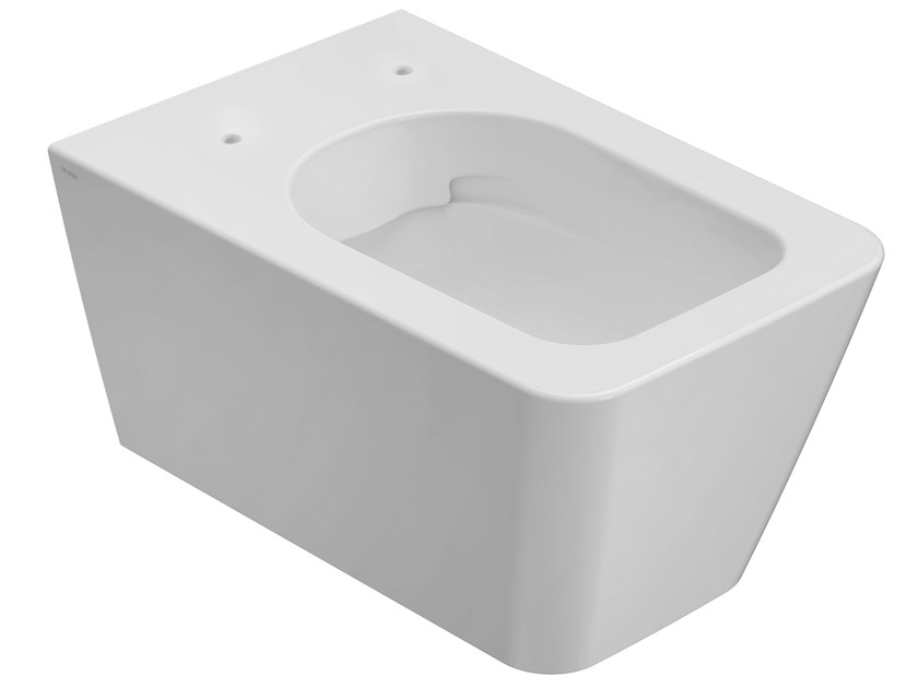 Wall-hung ceramic toilet INCANTHO | Wall-hung toilet by Ceramica Globo