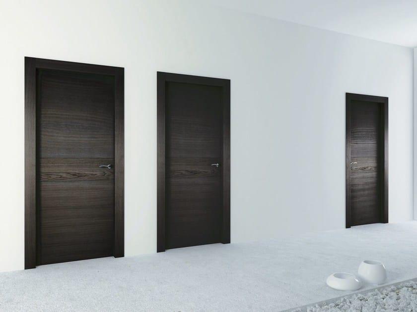 Porta a battente in legno INCANTO O by Pail Serramenti