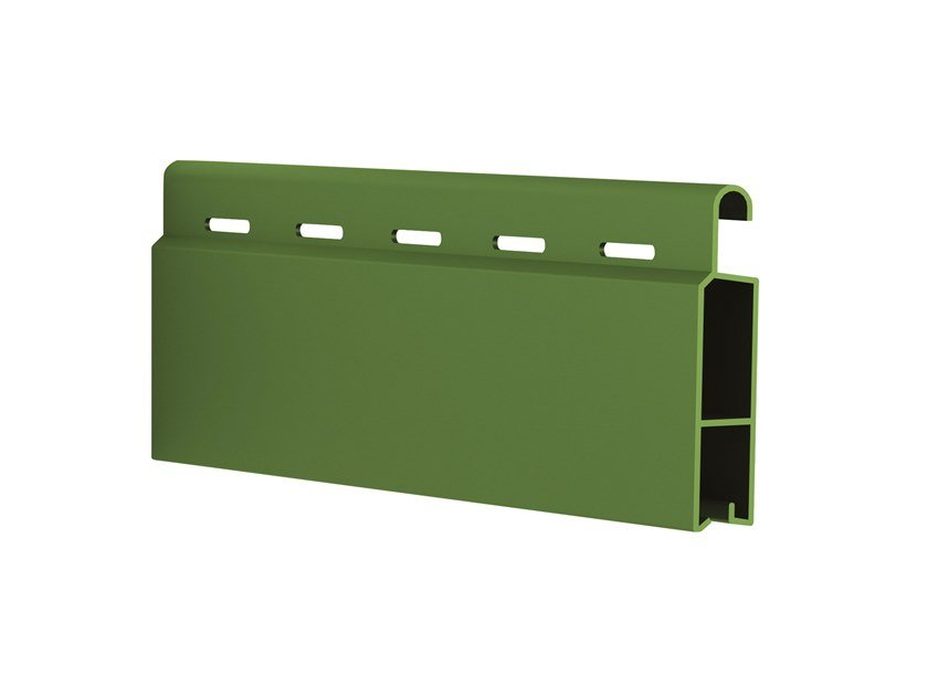 Extruded aluminium roller shutter INCO AE 27 by IN.CO.VAR.