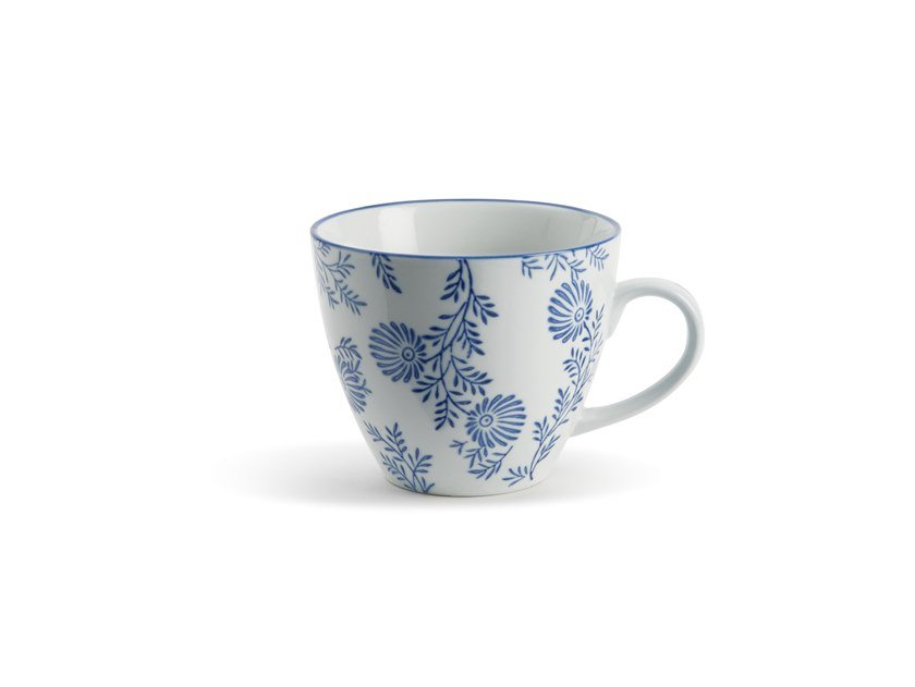 Porcelain cup INDACO FL. 005 | Cup by Fill