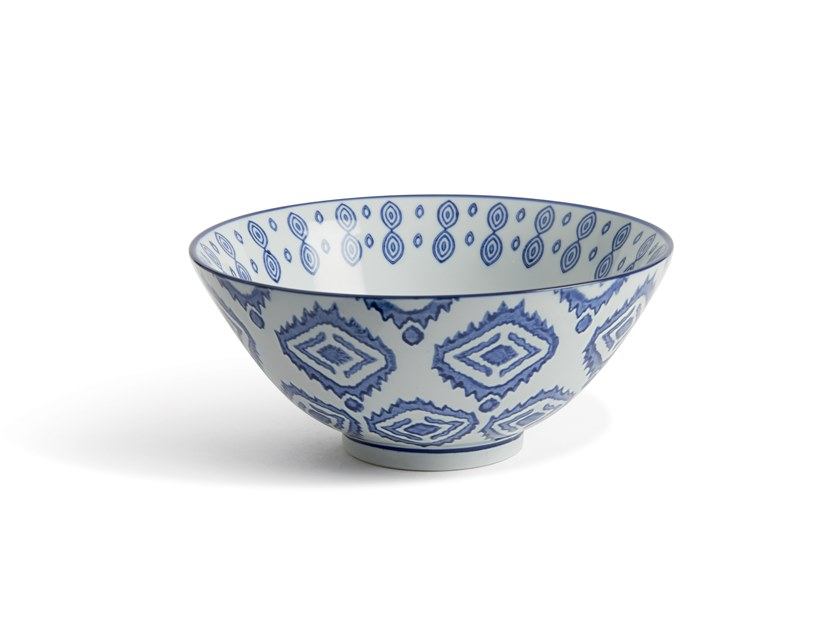 Porcelain serving bowl INDACO FL. 006 | Serving bowl by Fill