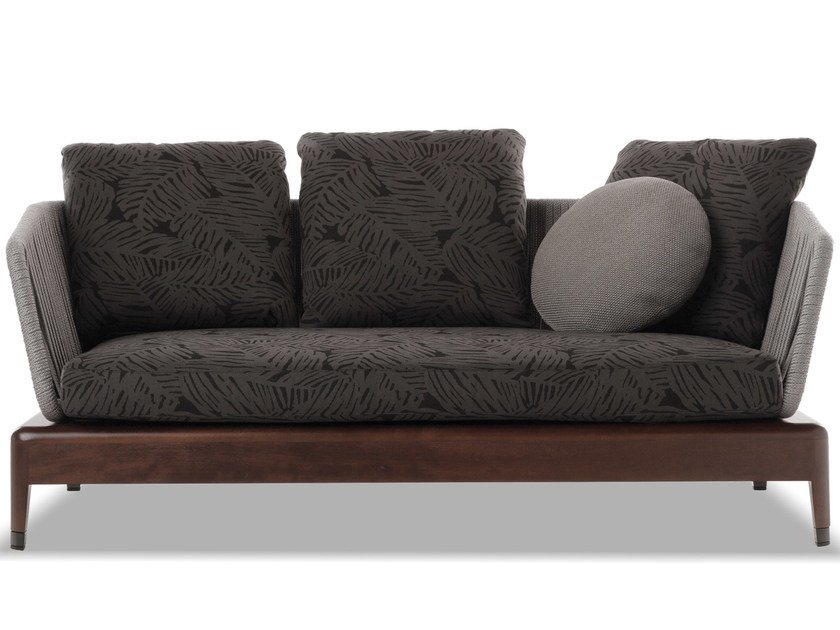 Outdoor sofa INDIANA Indiana Collection By Minotti