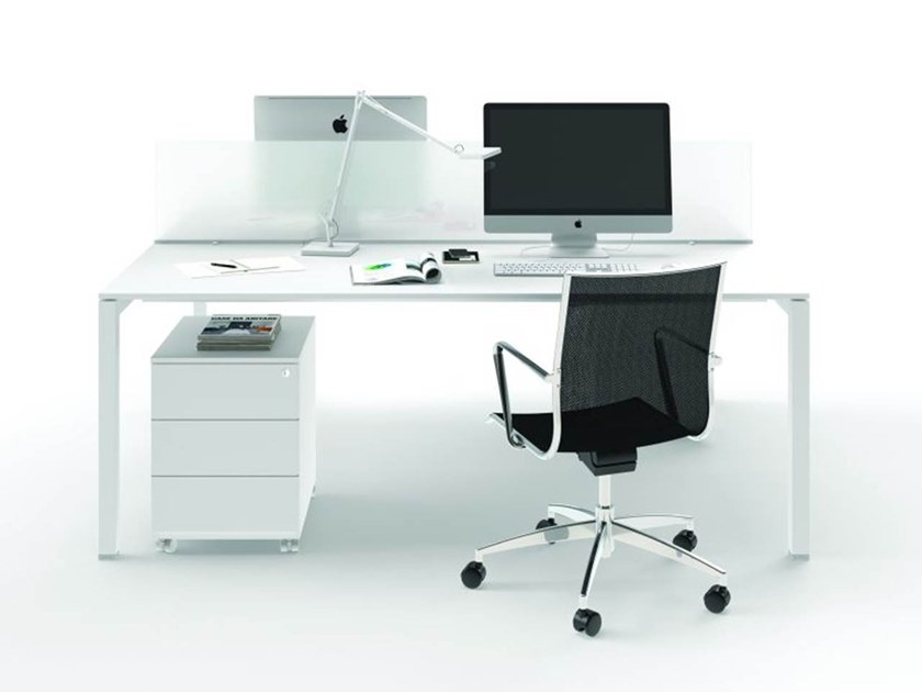 Individual workstation desk ONE   Individual office workstation by IOC