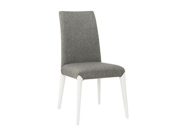 Upholstered fabric chair INES SE01A by New Life