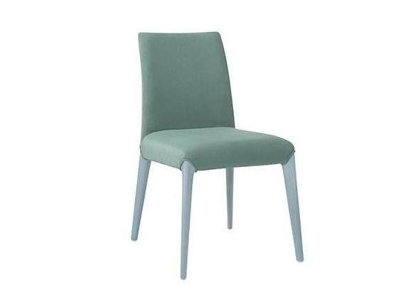 Upholstered fabric chair INES SE01B by New Life
