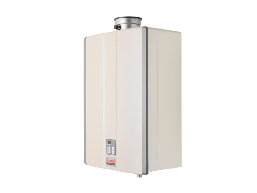 Gas water heater INFINITY KB32i by Rinnai Italia