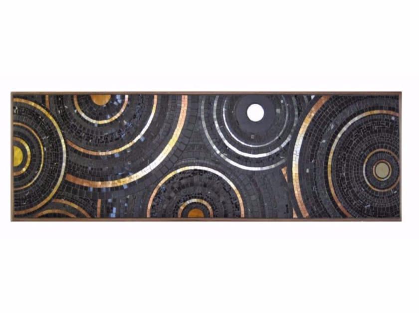 Marble mosaic INFINITO BLACK by FRIUL MOSAIC
