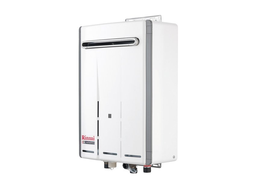 Gas water heater INFINITY 11e by Rinnai Italia