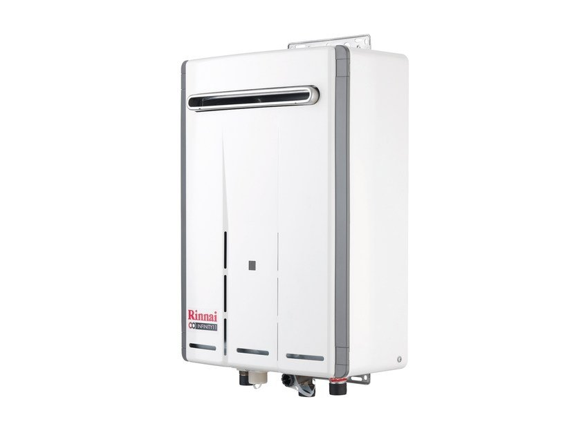 Gas water heater INFINITY 14e by Rinnai Italia