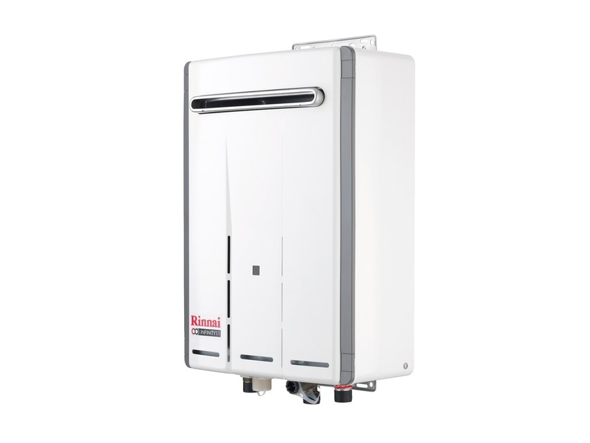 Gas water heater INFINITY 20e by Rinnai Italia