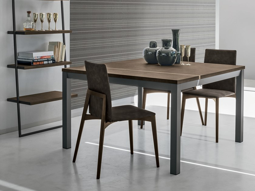 Square table INFINITY | Square table by Gruppo Tomasella