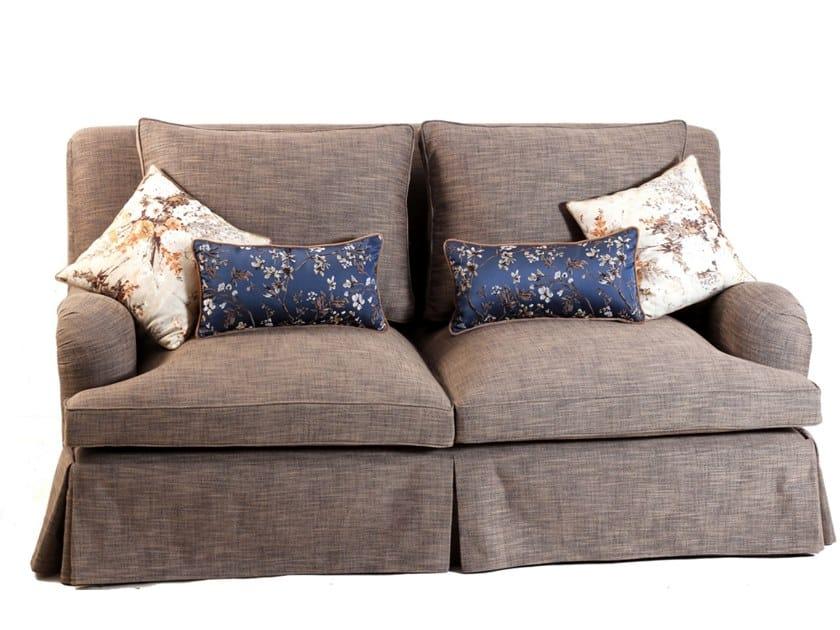 2 seater fabric sofa INGGRIS   Sofa by ALANKARAM
