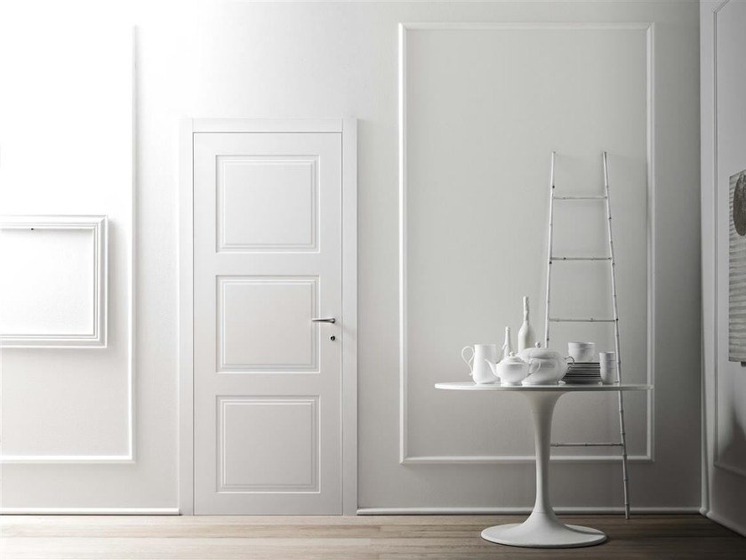 Hinged lacquered door INO by Door 2000