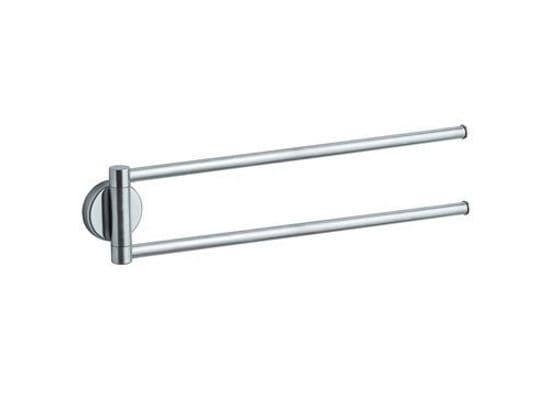 Porta asciugamani a snodo in acciaio inox INOX | Porta asciugamani a snodo by INDA®