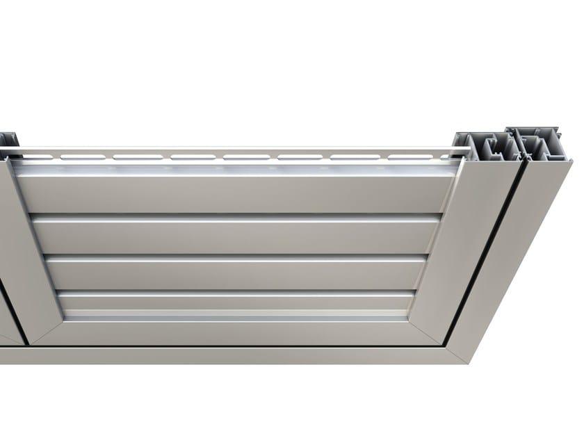 Persiana in alluminio SMARTIA M5300 by Alumil