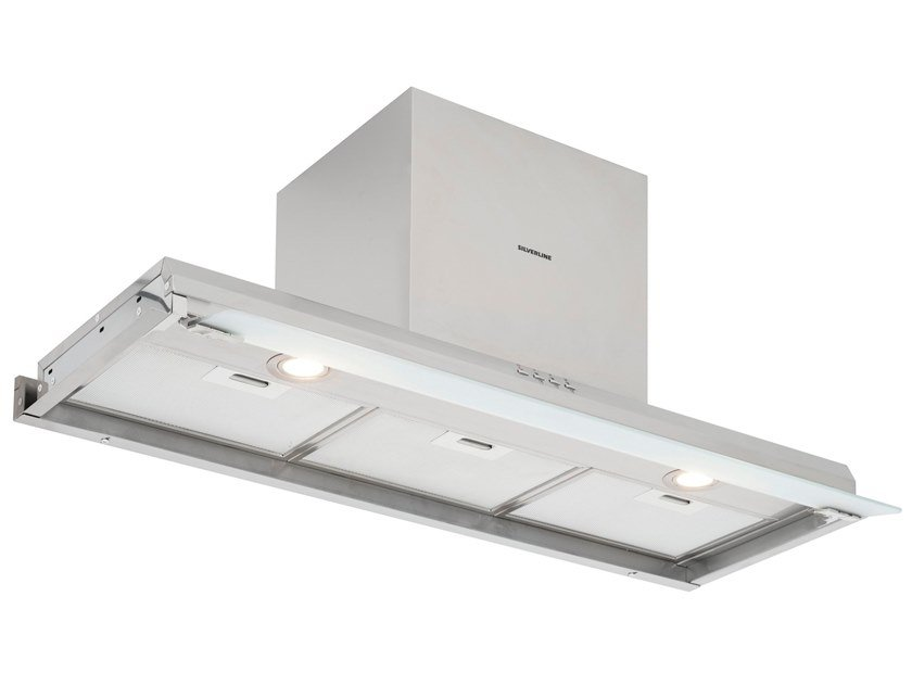 Built-in metal cooker hood INSIDE-1 3129 by Silverline