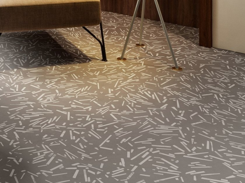 Porcelain stoneware wall/floor tiles with resin effect INSIDEART REMARBLE DARK by CERAMICA SANT'AGOSTINO