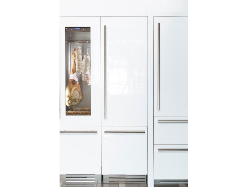 Refrigerator with freezer INTEGRATED 60   Refrigerator by FHIABA