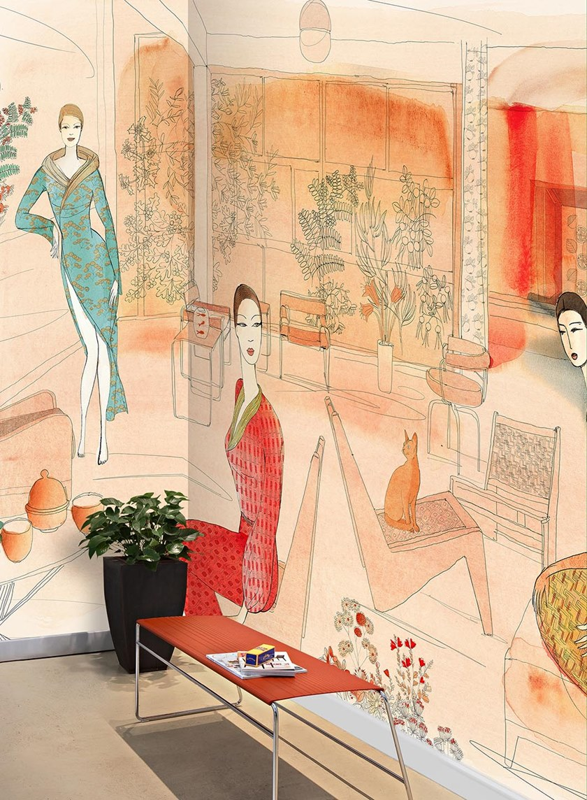 INTERIOR AND FASHION IN JAPAN