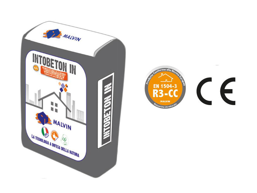 Cement grout INTOBETON IN by malvin