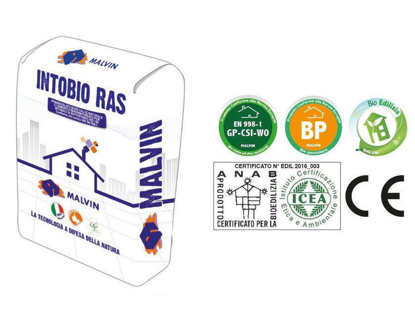 Smoothing compound INTOBIO RAS by malvin