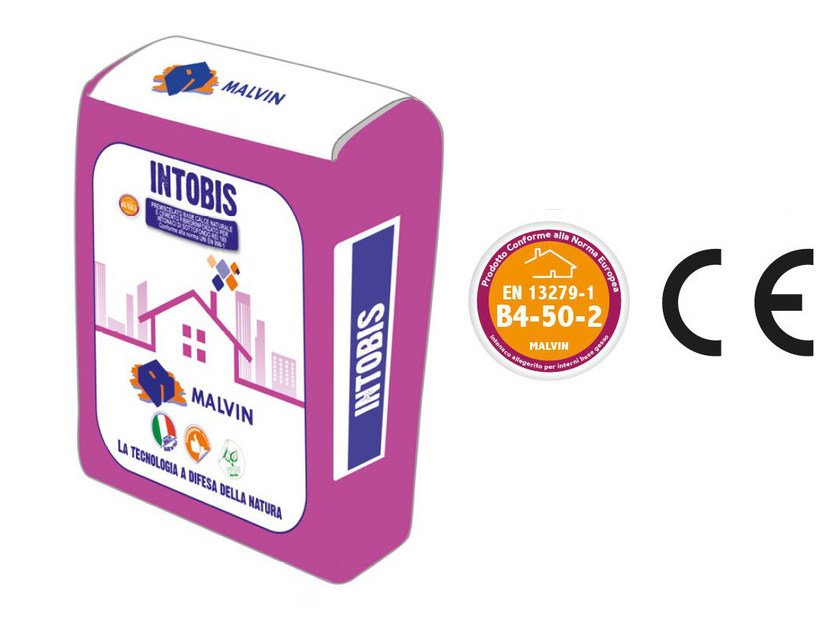 Gypsum plaster INTOBIS by malvin