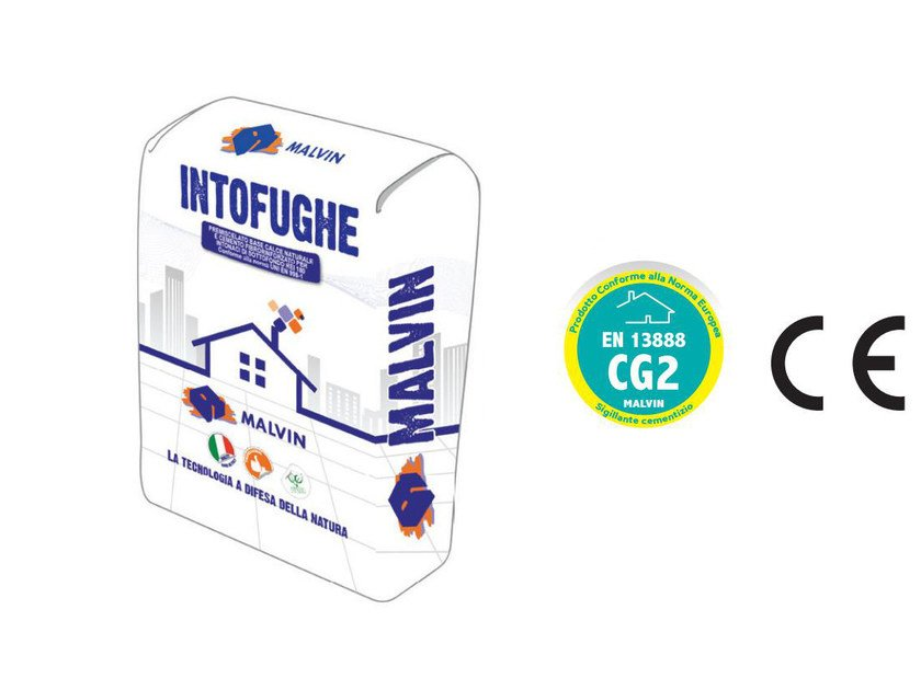 Cement sealant INTOFUGHE by malvin